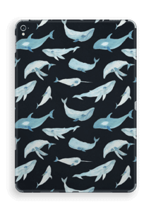 Whales in dark  Skin IPad Pro 9.7