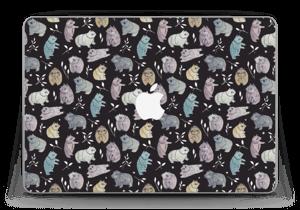 """Spielende Bären Skin MacBook Pro Retina 13"""" 2015"""