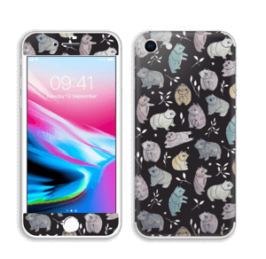 Petis Ours Skin IPhone 8