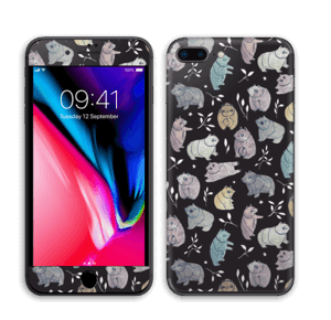 Petis Ours Skin IPhone 8 Plus