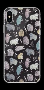 Brune bjørne Skin IPhone X