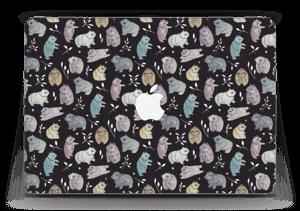 """Petis Ours Skin MacBook Air 13"""""""
