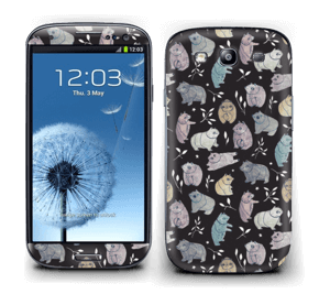 Petis Ours Skin Galaxy S3