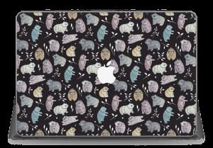 "Small bears  Skin MacBook Pro Retina 15"" 2015"