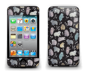 Petis Ours Skin IPod Touch 4th Gen