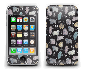 Petis Ours Skin IPhone 3G/3GS
