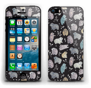 Petis Ours Skin IPhone 5s