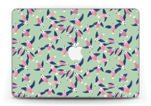 """Pinky Birdies Skin MacBook Pro Retina 13"""" 2015"""