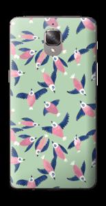 Pinky Birdies Skin OnePlus 3