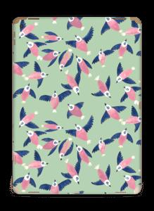Birds in pink Skin IPad Pro 12.9