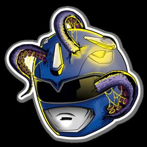 Ranger Blu sticker