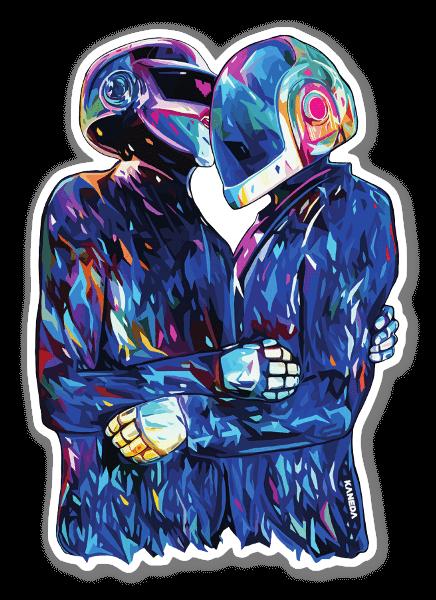 The Embrace sticker