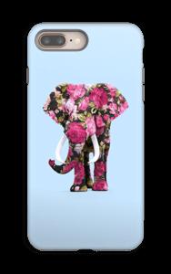 Elefantti kuoret IPhone 8 Plus tough