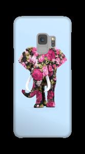 Blumenelefant Handyhülle Galaxy S9