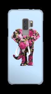 Blommig elefant skal Galaxy S9 Plus