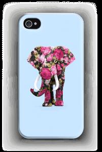 Elefantti kuoret IPhone 4/4s