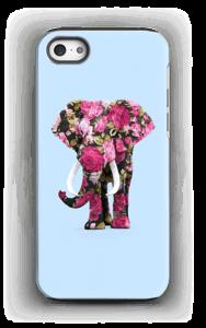 Elefantti kuoret IPhone 5/5s tough