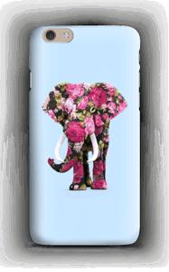 Elefantti kuoret IPhone 6 Plus