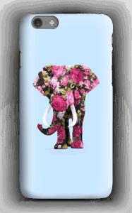 Floral Elephant case IPhone 6s