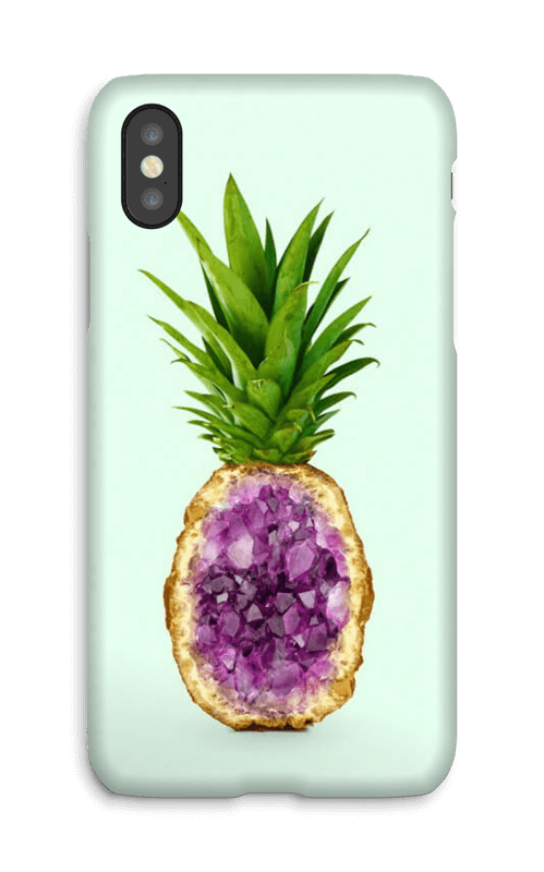 Diamantananas deksel IPhone X