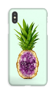 Timanttiananas kuoret IPhone XS Max