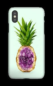 Diamantananas deksel IPhone XS
