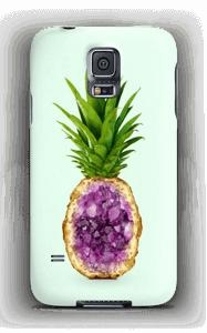 Pineapple Quartz case Galaxy S5