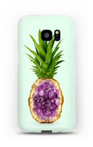 Pineapple Quartz case Galaxy S7 Edge