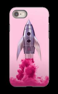 Lilla rakett deksel IPhone 8 tough