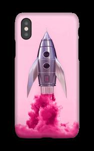 Lilla rakett deksel IPhone X