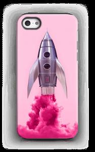 Lilla rakett deksel IPhone 5/5s tough