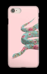 Blommig orm skal IPhone 8