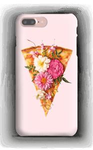Floral Pizza  case IPhone 7 Plus