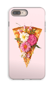 Floral Pizza case IPhone 8 Plus tough