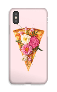 Blomsterpizza deksel IPhone X