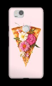 Kukkaispizza kuoret Pixel 2