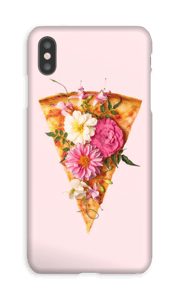 Blomsterpizza deksel IPhone XS Max