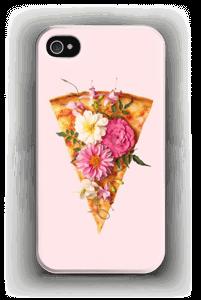 Kukkaispizza kuoret IPhone 4/4s