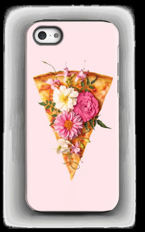 Blomsterpizza deksel IPhone 5/5s tough