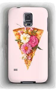 Blumenpizza Handyhülle Galaxy S5