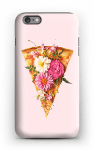 Pizza i blomst cover IPhone 6 Plus tough