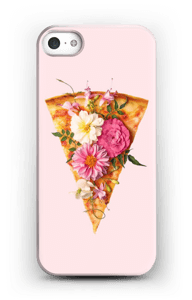 Floral Pizza case IPhone SE