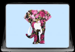 "Blumenelefant Skin MacBook Pro Retina 13"" 2015"