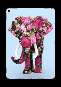 Elenfant med blomster Skin IPad Pro 10.5
