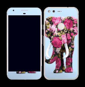 Fleurs d'éléphant Skin Pixel