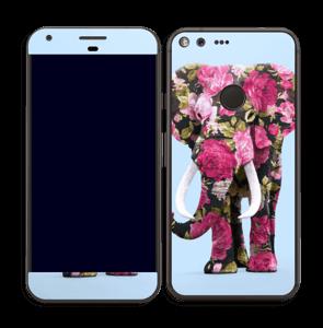 Fleurs d'éléphant Skin Pixel XL