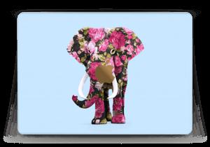 """Fleurs d'éléphant Skin MacBook 12"""""""