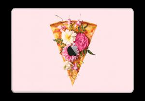 "Floral Pizza Skin MacBook Pro 15"" 2016-"