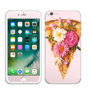 Floral Pizza  Skin IPhone 6 Plus