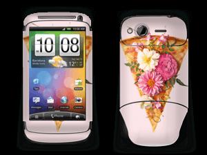Floral Pizza skin Desire